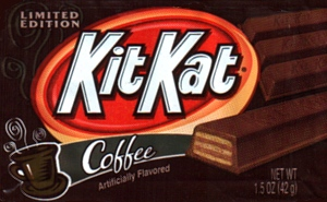kit kat coffee bars