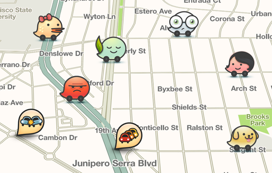 Why is it called Waze?