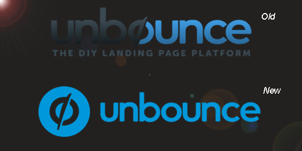 New Unbounce logo