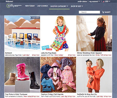 zulily brand name