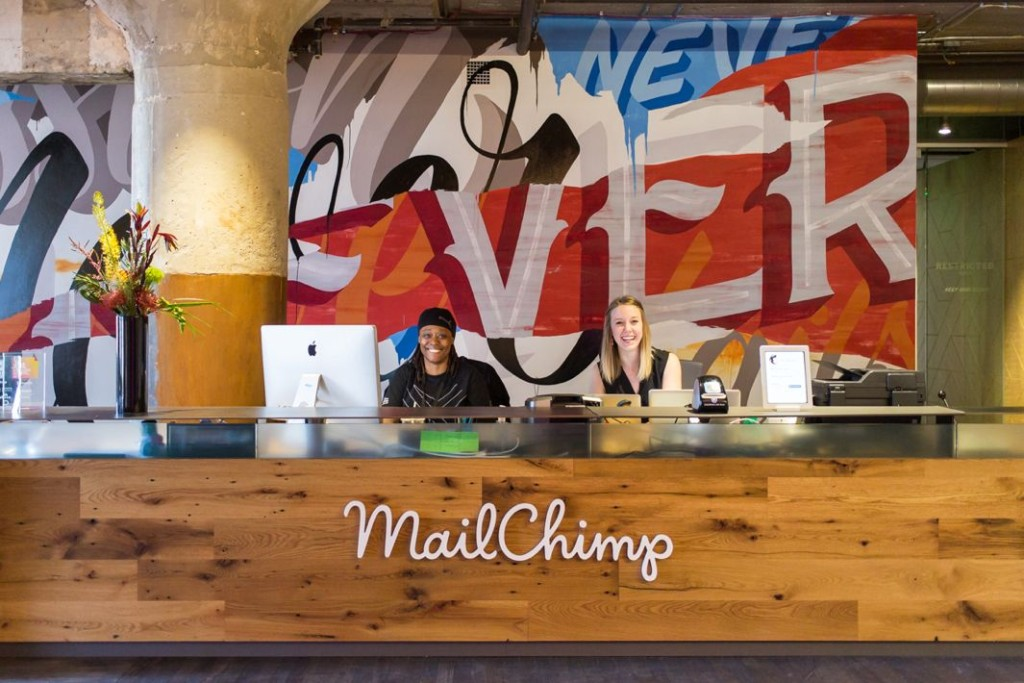 Mailchimp offices