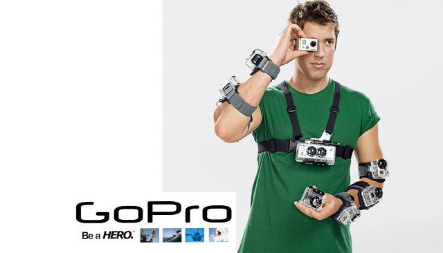 GoPro Founder Nick Woodman