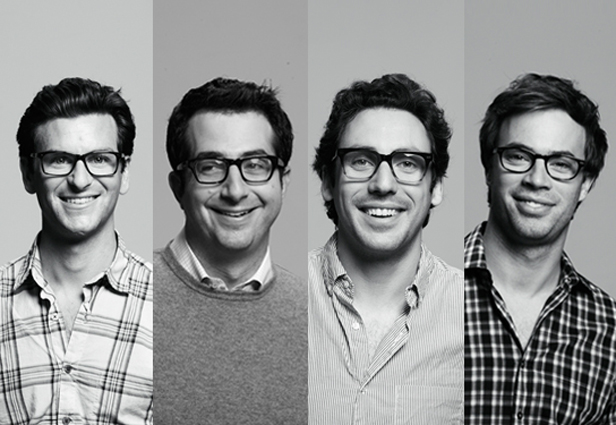 Warby Parker Brand Name