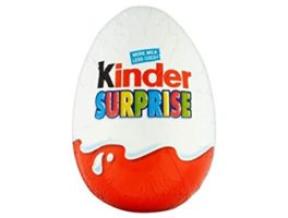 How Kinder Surprise Got its Names