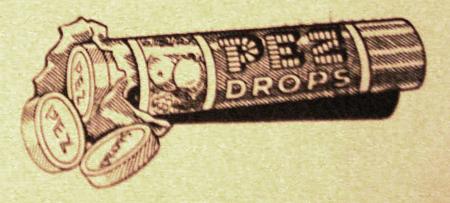 Pez drops web