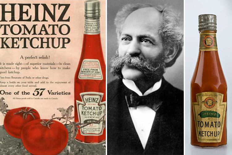How Heinz got their name