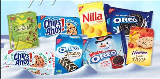 Nabisco products