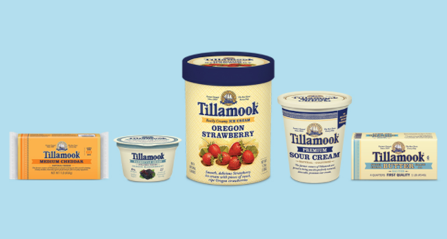 How Tillamook got its name