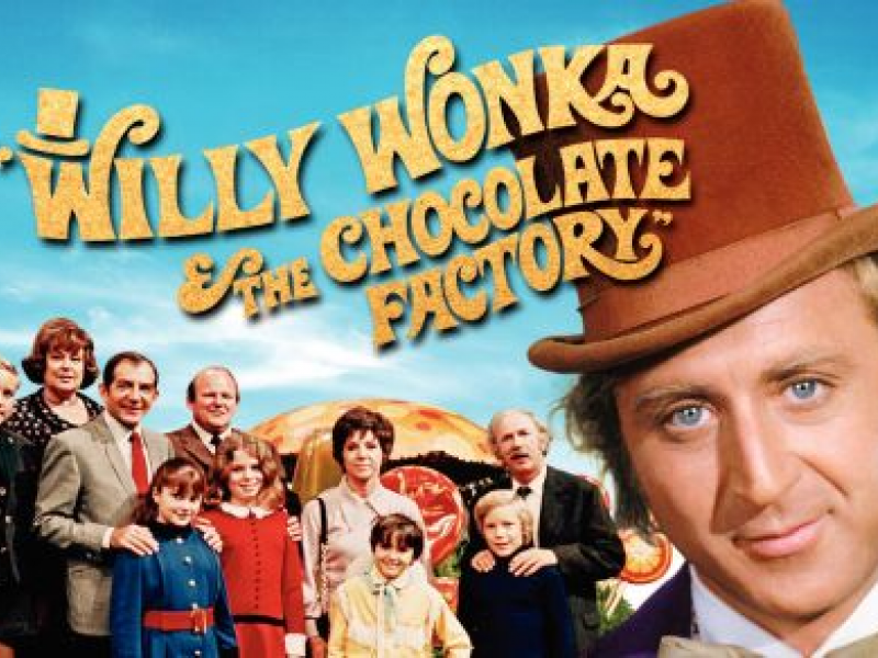 Willy Woka and the chocolate factory