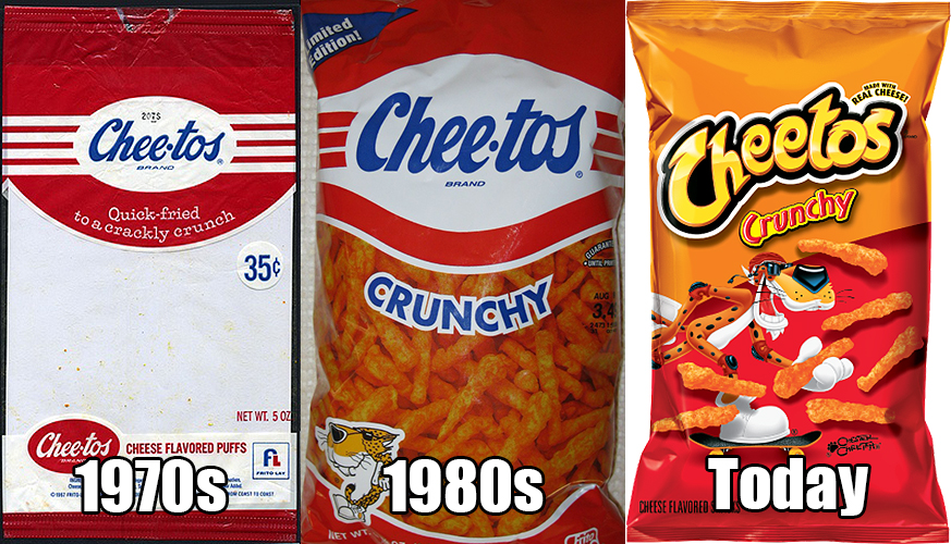 how Cheetos got its name