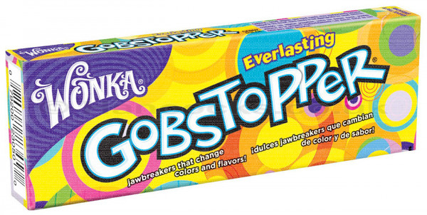 Naming story behind Gobstopper