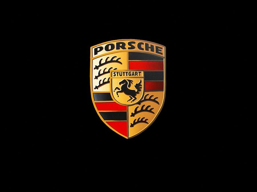 about the porsche logo