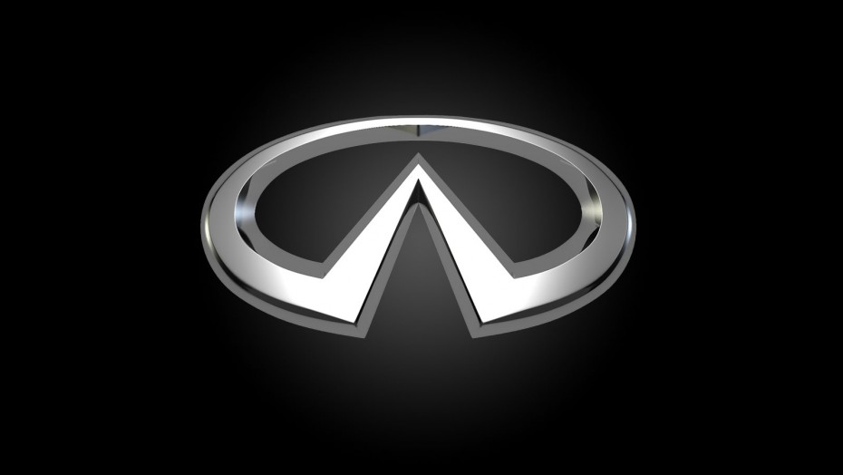 Infiniti name and logo