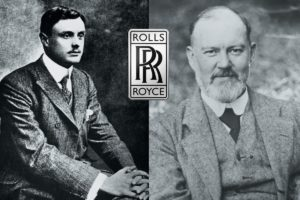 Naming story behind Rolls Royce