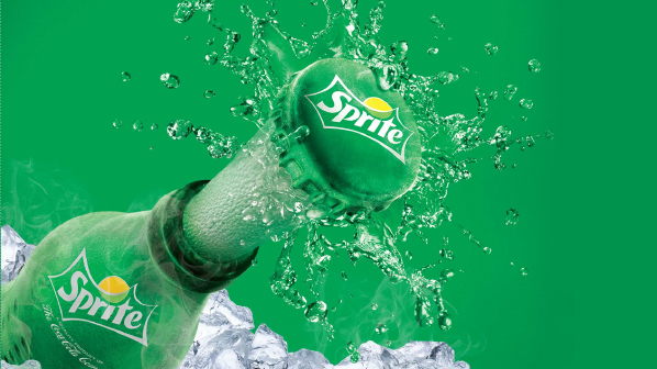 Sprite Fountain Drink