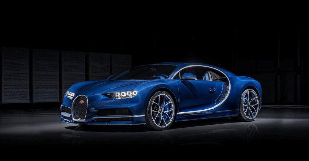 Bugatti naming story