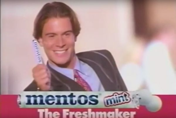 how Mentos got its name