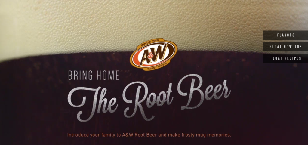 A&W's naming story