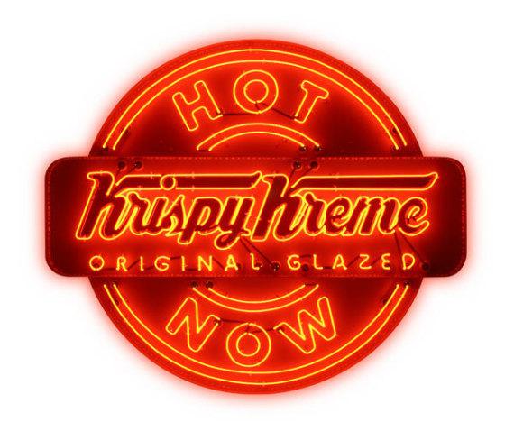 Naming story behind Krispy Kreme