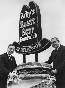 Arby's naming story