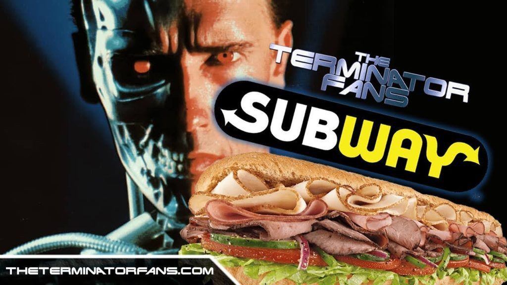 Subway in Terminator
