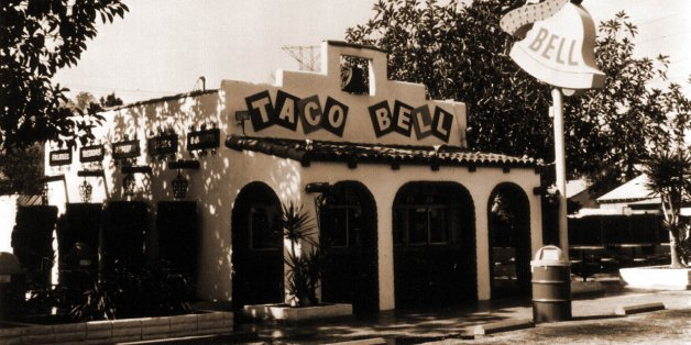 First ever Taco Bell