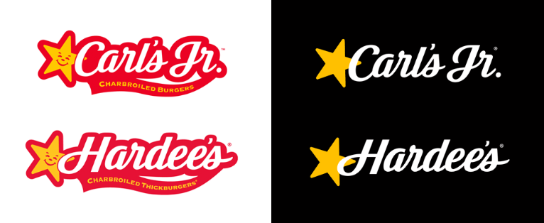 Carl's Jr and Hardee's logo