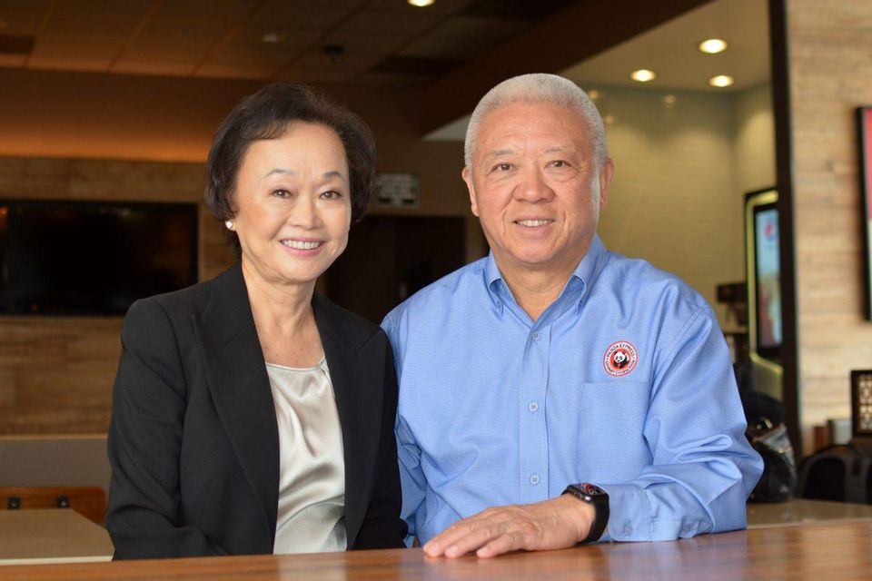Peggy Cherng and Andrew Cherng
